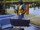 portable bait well